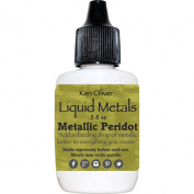 Ken Oliver Liquid Metals-Metallic Peridot