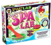 SmartLab All Natural Spa Lab! For Ages 8+ Pamper yourself as you absorb the beautiful science behind a dozen spa products!