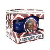 KickFire Classics Magic Trump Ball   Classic Magic 8 Ball Toy   Trump Novelty Merchandise   Political Gag Gifts