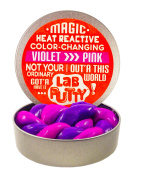 Magic Colour Changing Lab Putty - Heat Sensitive Putty Changing Colour from Violet to Pink