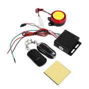 Motorcycle Security Kit Anti-theft Alarm System Remote Control Engine Start