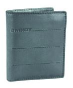 Wenger Vertical Purse Coin Pouch, 10 cm, Black 2160557