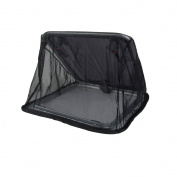 Waterline Design Boat Foredeck Hatch Throw Over Mosquito Screen 60cm x 60cm Marine Insect Screen