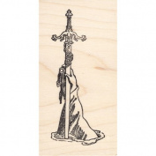 Excalibur Rubber Stamp