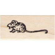Field Mouse Tiny Rubber Stamp