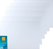 Bundle of EZ International Quilting by Wrights Blank Plastic Template Sheets, 30cm x 46cm