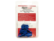 ZipperStop Wholesale Distributor YKK Zipper Repair Kit Solution, YKK #5 Moulded Reversible Fancy Pulls Vislon slider Made in USA