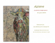 Abilene Cow Laura Hein Fiberworks Fusible Art Quilt Pattern