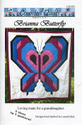 Counted Quilts Pattern CQ-052 Brianna Butterfly Quilt Top