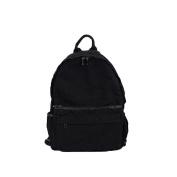 MiCoolker Women Casual Shoulders Bag Denim Backpack For School Lightweight Travel Rucksack