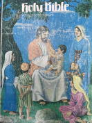 Holy Bible with Study Help  [Hardback]