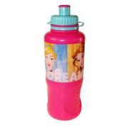 Boyz Toys ST415 Ergo Sports Bottle - Disney Princess, Pink