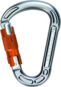 Climbing Technology Concept Wg Carabiner with Ferrule Twistlock, Grey