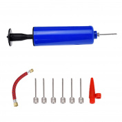 Ball Inflator Pump Adapter Kit Needles Air Hose for Soccer, Balloon ,Toys and Other Inflatables