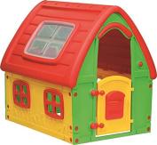 Starplay Fairy Playhouse, Red/Green/Yellow