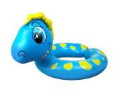 60cm Blue and Yellow Dragon Children's Inflatable Swimming Pool Split Ring Inner Tube