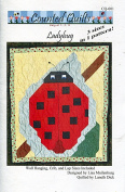 Counted Quilts Pattern CQ-001 Ladybug Quilt Top