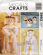 McCall's Crafts Pattern 2992 Angels