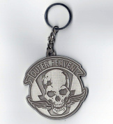 Metal Gear Solid Key Chain Outer Heaven Patch