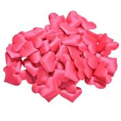 QIANDUOO 100PCS Get Married Marry Decorate Romantic Love Form Throwing Flowers