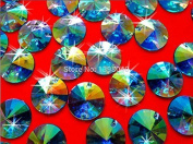 Round 18mm Sew on Acryl Crystal Big Loose Bead Accessory Gemstone Rhinestone Strass 100pcs/bag