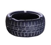 Living Room Desktop Decoration Ashtray Creative Tyre Pattern Ashtrays