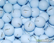 24 Titleist Velocity Golf Balls - Pearl / Grade A - from Ace Golf Balls