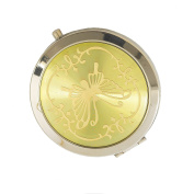 Compact Mirror Butterfly design