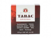 THREE PACKS of Tabac Original Shaving Bowl Soap Refill 125g