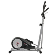 EFITMENT E006 Magnetic Elliptical Machine Trainer w/ LCD Monitor and Pulse Rate Grips
