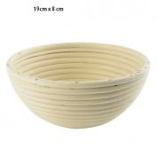 Proving Basket Bread Dough Wicker Round 0.7 kg SC183