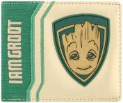Marvel Comics Guardians Of The Galaxy Vol. 2 I Am Groot Bi-Fold Wallet