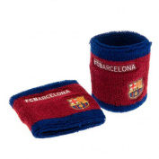 FC Barcelona Official Football Gift Wristbands - A Great Christmas / Birthday Gift Idea For Men And Boys