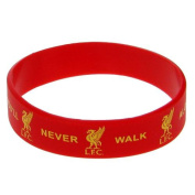 Liverpool FC Official Football Gift Silicone Wristband - A Great Christmas / Birthday Gift Idea For Men And Boys
