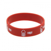 Nottingham Forest FC Official Football Gift Silicone Wristband - A Great Christmas / Birthday Gift Idea For Men And Boys