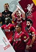 Liverpool FC Official 2018 Calendar - A3 Poster Format