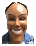 Purge Mask , Latex Face Mask , Fancy Dress , Election , Halloween Purge Costume