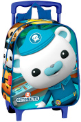 The Octonauts Kindergarten Backpack with Trolley