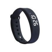 Latest Children Kids Adults Fitbit Style Activity Tracker Pedometer ALVAM Step Counter Sports Watch