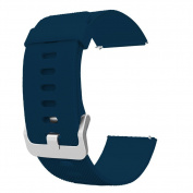 Wearlizer Silicone Classic Band Replacement for Fitbit Blaze Strap For New Release Smart Fitbit Fitness Watch