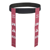 Ram Rugby Tag Belts - Set of 10 Belts & 20 Tags - Available in 6 Colours - 2 Sizes
