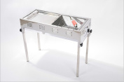 Thickened Stainless Steel Barbecue Pits Folding Barbecue Grill Stainless Steel Barbecue Pits Thick Barbecue Pits