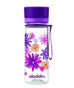 """Aladdin """"Aveo"""" Water Bottle, Purple, 0.6 Litre"""