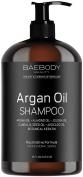 Baebody Moroccan Argan Oil Shampoo 470ml