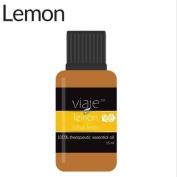 VIAJE™ Lemon Pure Essential Oil 15 ml