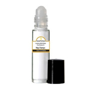 Grand Parfums Perfume Oil - Uncut Alcohol Free Body Oil Nag Champa Fragrance 30ml bottle with Roll on