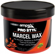 2PCS Ampro Pro Styl Marcel Curl Wax 120ml