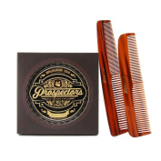 Prospectors Pomade + Combs Set for Men! (POMADE