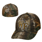 Wake Forest Demon Deacons Official NCAA One Fit RTX Brand 1 Hat by Top of the World 209214
