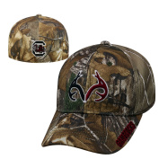 South Carolina Gamecocks Official NCAA One Fit RTX Brand 1 Hat by Top of the World 465203